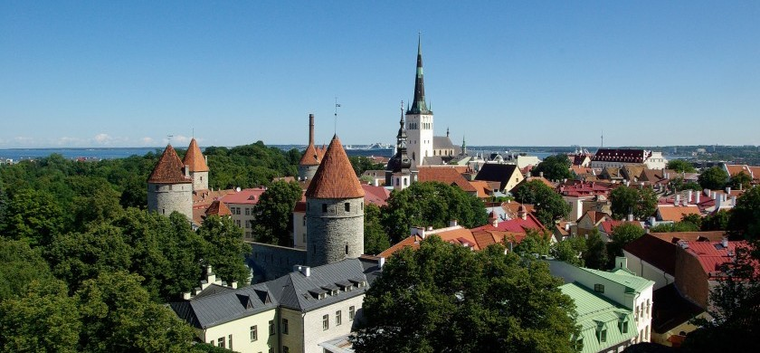 estonia- Tallinn