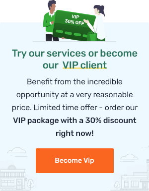 Become Our VIP Client mobile