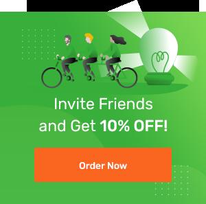 Invite Friends mobile