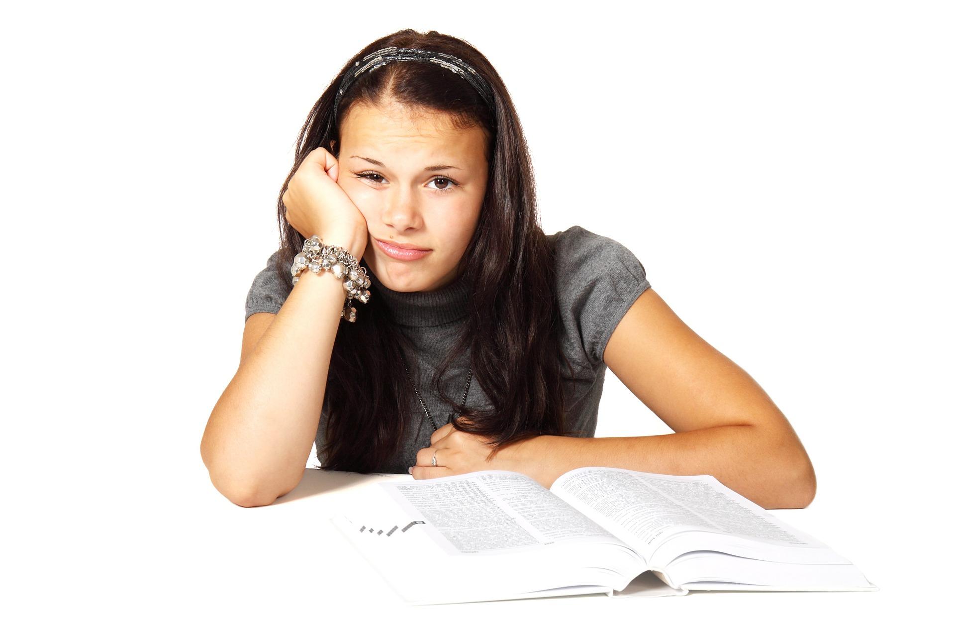 book- boring