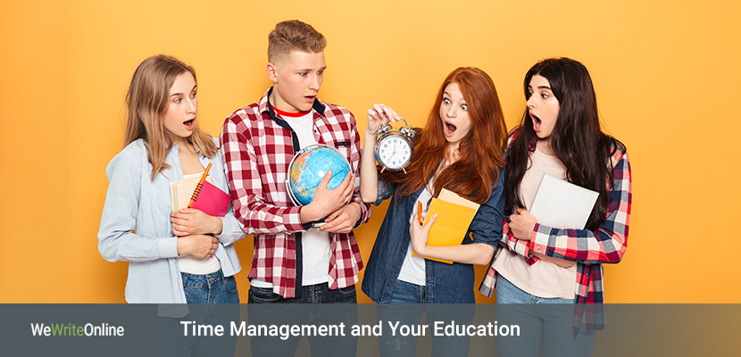 Time Management and Education