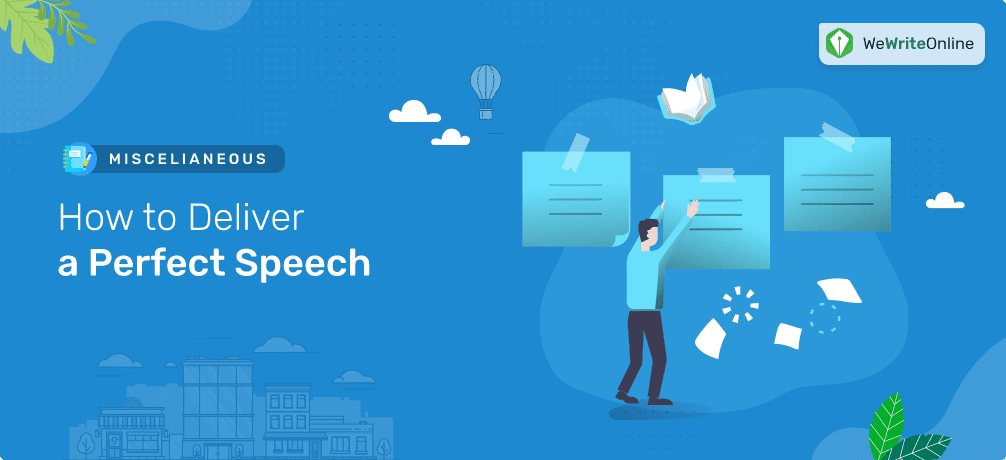 Deliver Perfect Speech
