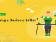 Applying Business Writing Principles to Composing a Business Letter