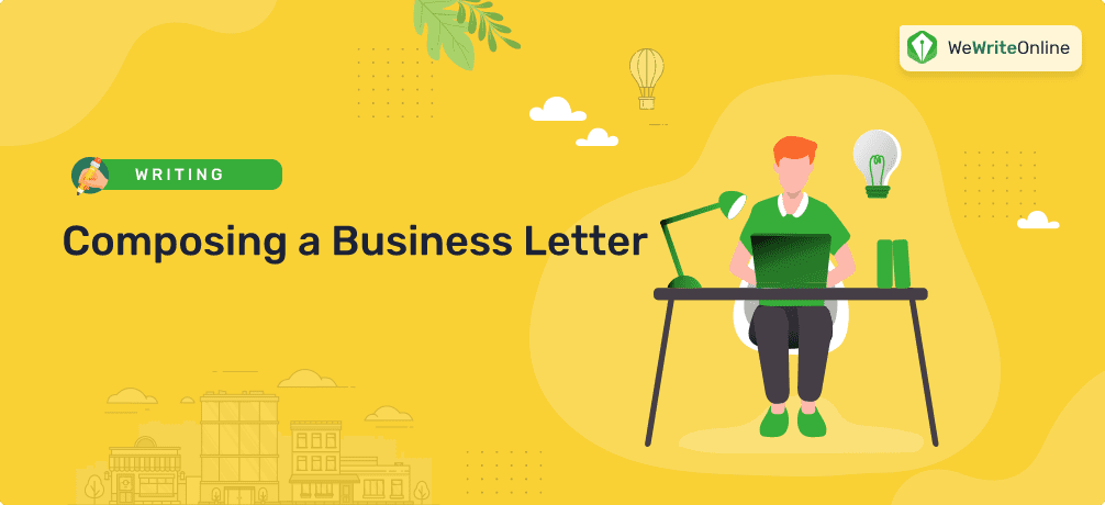 Composing a Business Letter