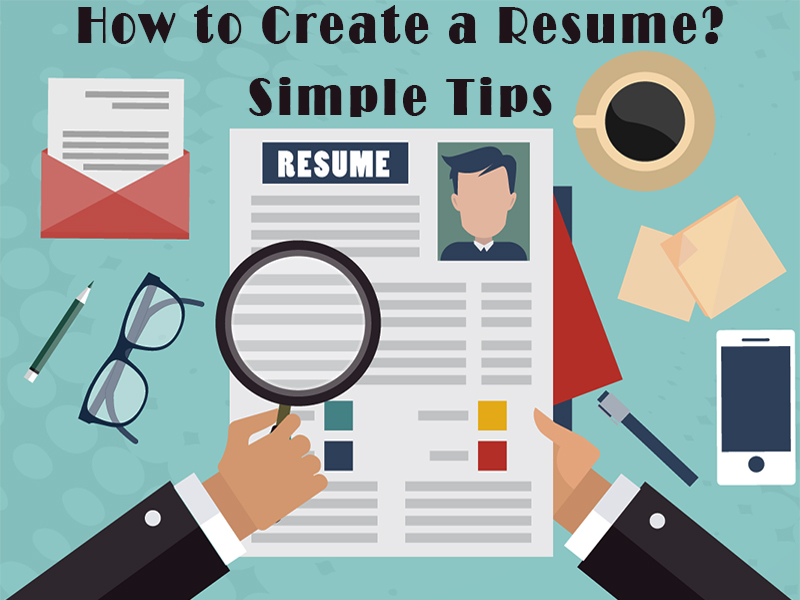 Tips for Resume Creating