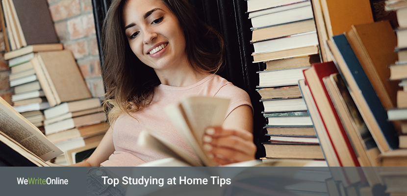 Top Studying at Home Tips