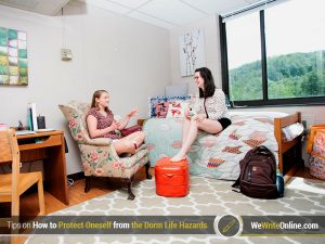 Security Tips for College Dorm Room Safety