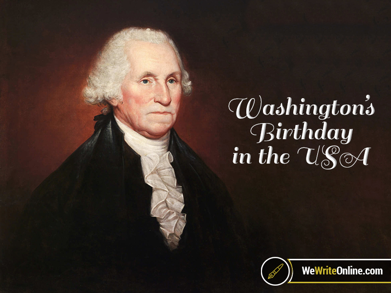 Presidents' Day Celebration-