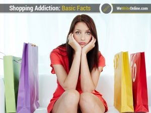 What is shopping addiction