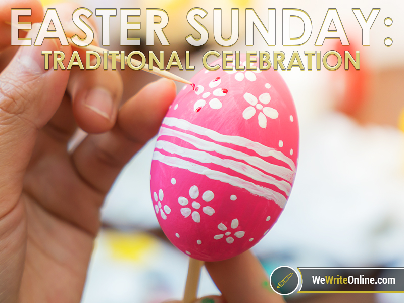 Celebration of Easter Sunday
