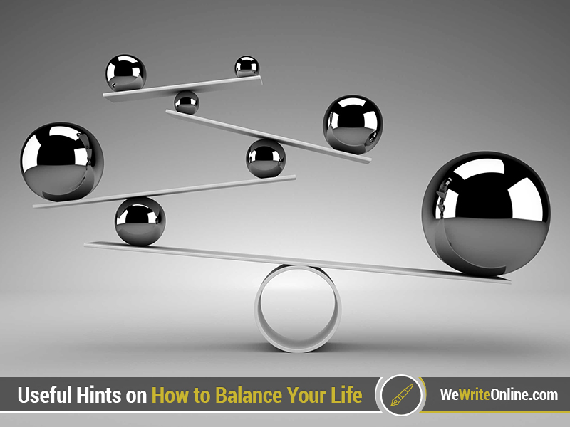 Tips to Achieve Your Optimal, Work, School, Life Balance