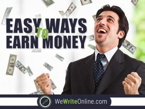 Simple And Creative Money Making
