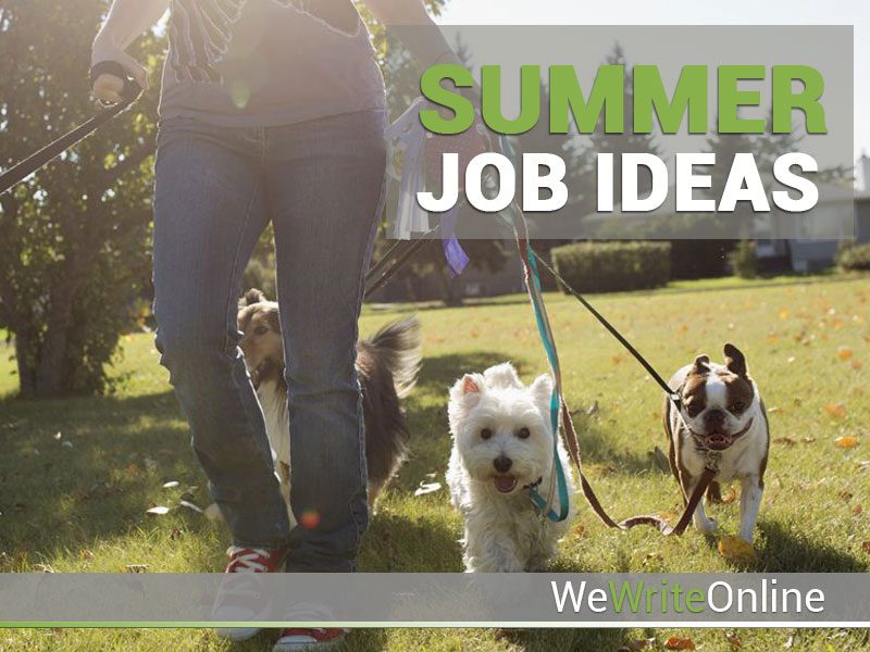 Summer-Job-Ideas
