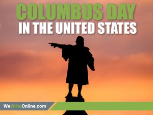 Columbus Day in the United States