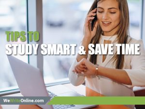 10 Tips to Study Smart and Save Time