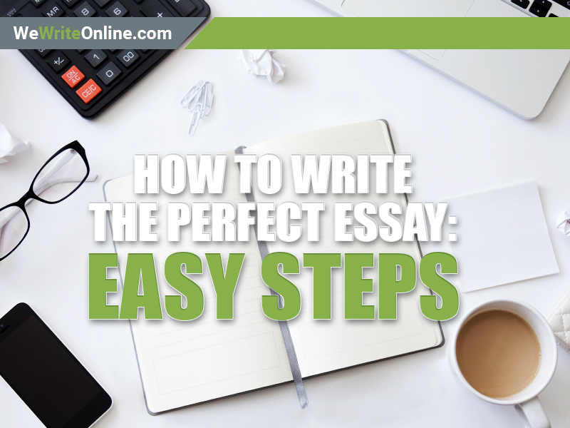 How To Write The Perfect Essay Easy Steps
