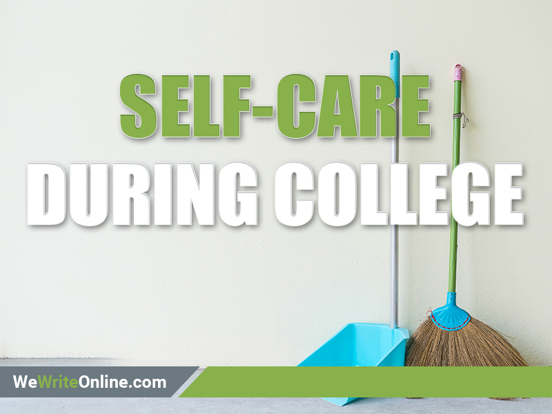 Self-Care During College
