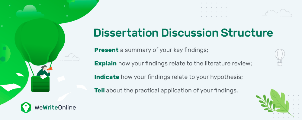 Dissertation Discussion Structure