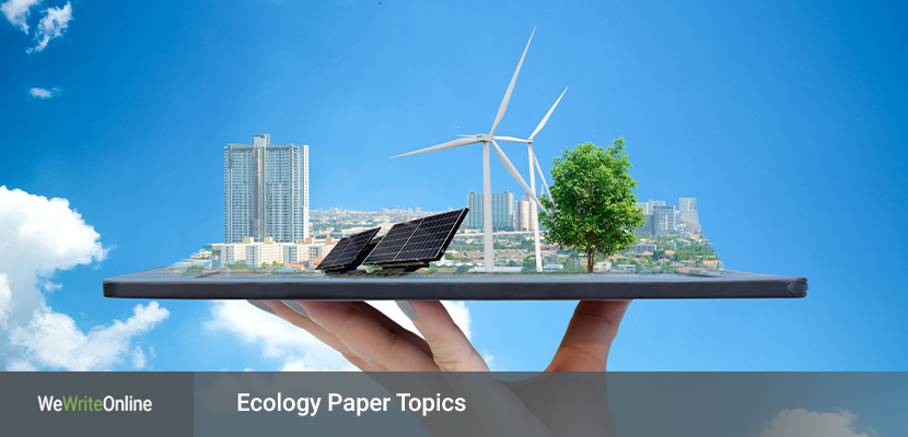 Topics for Ecology Paper
