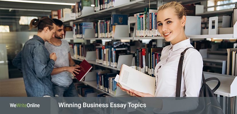 Business Essay Topics
